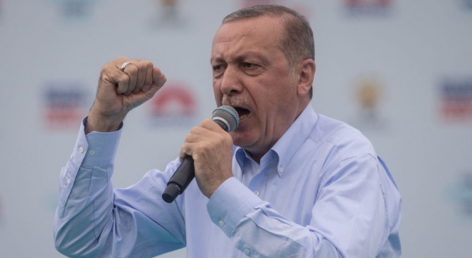 Ердоган с призив към турските избиратели в чужбина