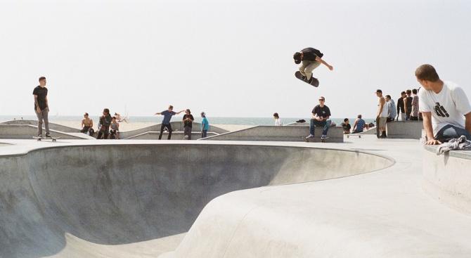 Ново място за скейт площадка предложи днес кметът д-р Валентин