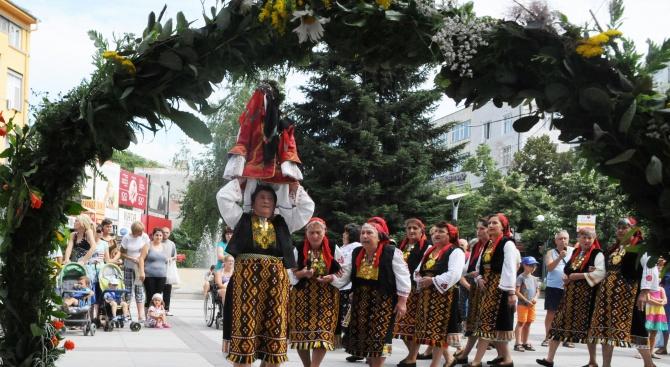 Регионален фестивал на любителското творчество на възрастните хора ще се
