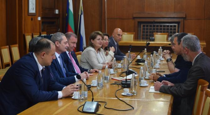 Бургас и Армения укрепват сътрудничеството си
