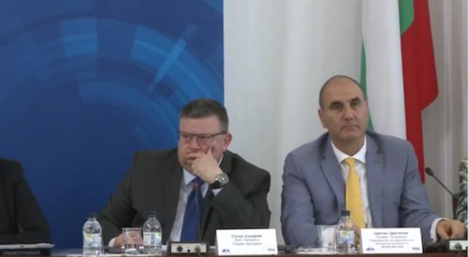 Днес България разполага със законодателство срещу тероризма, което отговаря на