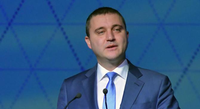Министърът на финансите Владислав Горанов ще участва днес в Люксембург