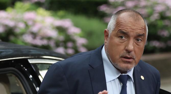 Борисов запозна Виктор Орбан с позицията на България по темата миграция