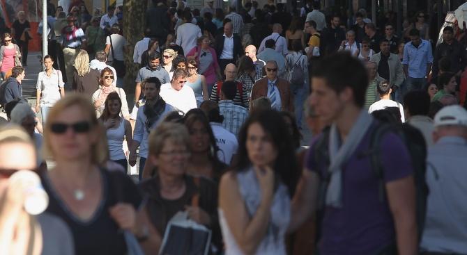 Демографската пропаст между Западна и Източна Европа се задълбочава