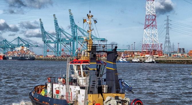 България е една от водещите държави по дигитализация на пристанищните