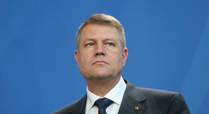Румънският президент иска нов мандат догодина