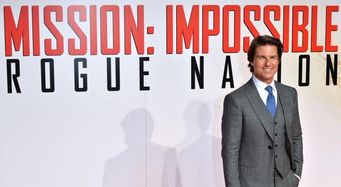 """Том Круз планира нови филми от поредицата """"Мисията невъзможна"""""""