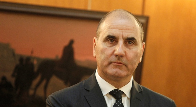Цветанов: Професионалната работа на служителите на МВР върна в затвора беглеца