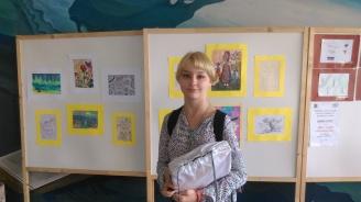 Талантлива осмокласничка спечели конкурс на Столична община