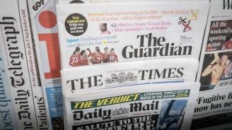 Британски вестник: Лидерите в Атина и Скопие показа твърдост