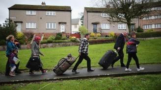 Броят на кандидатите за убежище в ЕС спаднал рязко миналата година