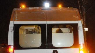 Трима са пострадали при катастрофа край Железница