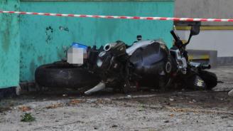 Моторист уби възрастна жена в Карлово