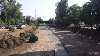 Фандъкова след пороя в София: Няма сериозни щети, но бъдете отговорни и не изхвърляйте безразборно отпадъци (видео)