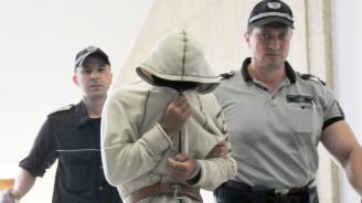 Теньо, който преби до смърт Ивета в Айтос, остава за постоянно в ареста