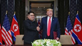 Тръмп не спази обещанието си да се обади на Ким Чен-Ун в неделя