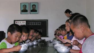 УНИЦЕФ: Севернокорейските деца са по-здрави от преди