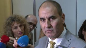 Цветанов: Не може след всяко едно престъпление да се иска оставка и да се внася вот на недоверие (видео)