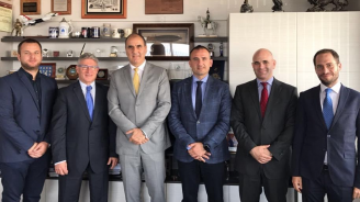Цветанов се срещна с представители на Световния еврейски конгрес