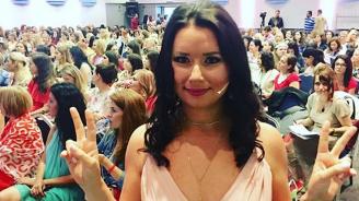 Наталия Кобилкина събра 500 българки на едно място