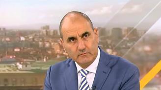Цветан Цветанов: В мотивите за вота на недоверие има много неистини (видео)