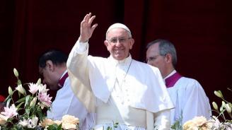 Папа Франциск иска да назначи повече жени, които да оглавят ватиканските департаменти, защото са по-добри при разрешаването на конфликти