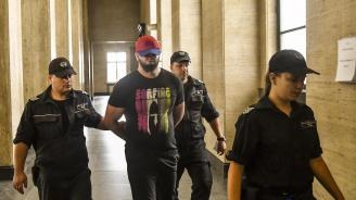 Продължава делото за убийството в Борисовата градина (снимка)