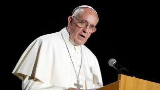 Папата призова християнските църкви по света към единение