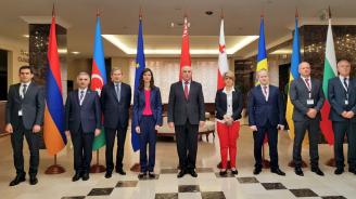 Мария Габриел: Подкрепата на ЕС за регионално споразумение за роуминг тарифите е важно за диалога с държавите от Източното партньорство
