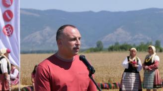 Порожанов: Очаква се добра реколта от пшеница