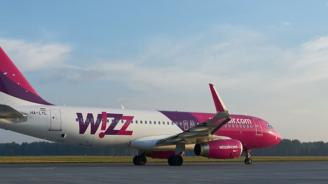 Сайт мами с фалшиви оферти от името на Wizz Air