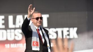 Ердоган с първо кацане на новото летище в Истанбул