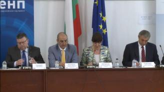 Цветанов: За сигурност и тероризъм в парламента говорим на един език (видео)