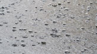 Интензивни валежи, градушки и понижение на температурите през уикенда