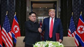 Тръмп: Северна Корея все още е изключителна заплаха за САЩ