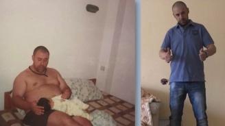 40-годишен мъж отслабна със 70 кг за две години