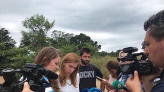 Ангелкова: На плаж Перла е спазено изискването за 50 на 50 процента свободна и платена зона