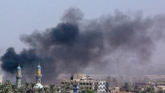 """Ирак удари позиция на """"Ислямска държава"""" в Сирия, убити са десетки джихадисти"""