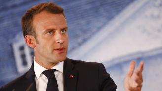 Макрон се обяви за финансови санкции срещу страни от ЕС, отказващи да приемат бежанци