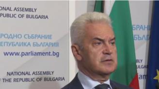 Волен Сидеров: БСП внася вот на недоверие колкото да отбележи края на Европредседателството