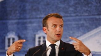 Макрон: Никой не бива да поучава Франция по въпроса за миграцията