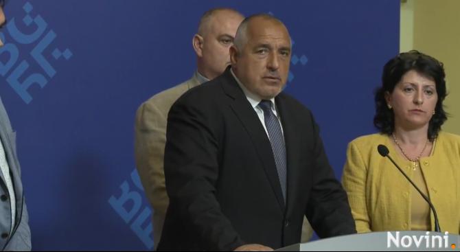 """Борисов обяви: Изтегля се законопроектът """"Столарски"""" (обновена+видео)"""