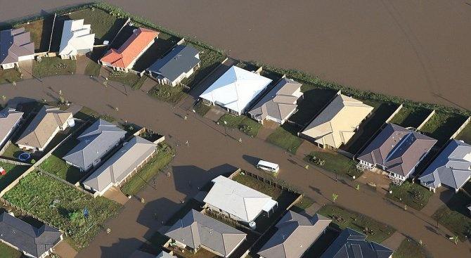 Полуостров Халкидики е обхванат от тежки наводнения, като обстановката продължава