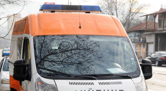36-годишен мъж е пострадал от волтова дъга на строителна площадка
