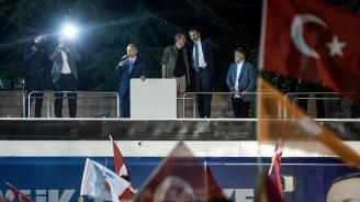 Ердоган: Турция премина още една проверка за демокрация (обновена+снимки)