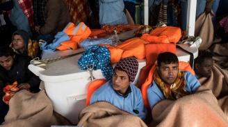 Около 460 мигранти бяха спасени от бреговата охрана край Либия