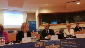 Цветан Цветанов в Брюксел: Процесът по договарянето на европейския бюджет трябва да бъде приключен преди изборите догодина