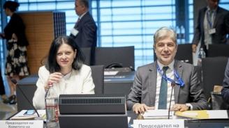 Министър Димов ръководи последния за Българското председателство Съвет по околна среда