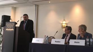 Емил Радев: Ефективните и ефикасни процедури по несъстоятелност са елемент от добрата бизнес среда