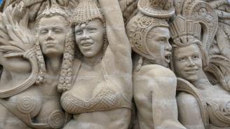 Пясъчни пениси стреснаха майки